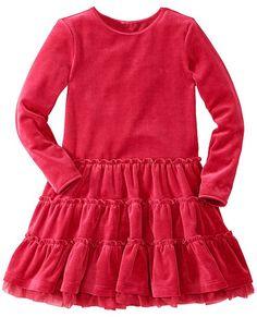 Velour Tutu Twirl Dress | Sale today only $29!