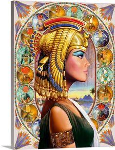 Queen Nefertari and her fascinating tomb Egyptian Women, Ancient Egyptian Art, Old Egypt, Egypt Art, Fantasy Kunst, Fantasy Art, Egyptian Costume, Egyptian Mythology, Isis Egyptian Goddess