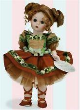 "Madame Alexander Doll 41160 Vintage Tidings of Joy Ballerina Christmas 8"" NIB"