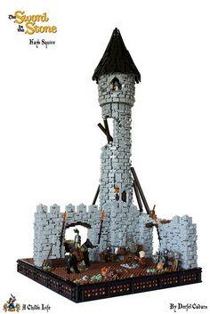Lego King Arthur