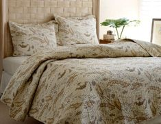 """Product review for Tommy Bahama Map Quilt Set, King.  - Tommy Bahama Bamboo Map Quilt Set. Quilt is 100-percent cotton, features signature Tommy Bahama Map Print. The Quilt set inlcudes Quilt and 2 Shams (1 sham included with twin swize).       Famous Words of Inspiration...""""Successful people are always looking for opportunities....  Continue reading at  https://www.bestselleroutlet.net/bedding/bedding-sets-collections/quilt-sets/product-review-for-tomm"""