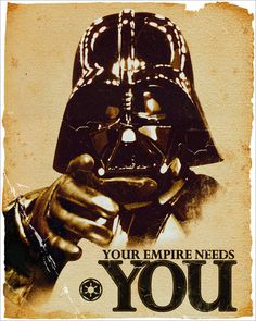 STAR WARS - empire - Europosters