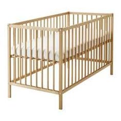 Beautiful White Ikea Hensvik Cot Agreeable To Taste Cribs
