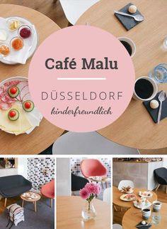 Eines der besten Cafés in Düsseldorf mit glutenfreiem Frühstück und kinderfreundlicher Einrichtung und Bedienung