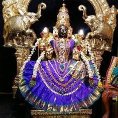 Vara Maha Lakshmi Vrata Kalpam (Full Version) - ॐ Welcome to TirumalaHills Durga Images, Lakshmi Images, Lord Durga, Durga Maa, Lord Shiva, Lakshmi Photos, Lakshmi Statue, Maa Durga Image, Hindu Rituals
