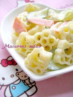 ☆お肉屋さんのマカロニサラダ☆