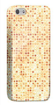 水彩画のようにわざとムラ感をのこしたブラウンのドットが特徴的なiPhone5/5s用ケースです。オリジナルのアレンジもカンタンにできます。  http://originalprint.jp/ls/215230/fec8092d4bec3f4220557df89371067e4f8da7f5
