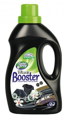 Booster Black Laundry Detergent Natural Laundry Soap Best
