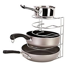 image of Grayline Pot and Pan Organizer Rack $8.99 Each