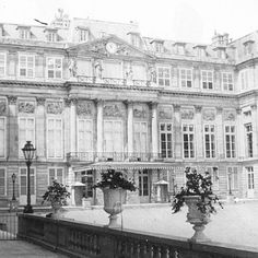 The palace of St. Cloud was purchased by Louis XVI for Marie Antoinette on the outskirts of Paris, where she believed the air was healthier for the children. Napoleon and Josephine moved from Tuilleries Palace to St. Cloud when he became Emperor. Josephine restored it with the help of Madame Campan. Except for the chapel and gardens, the palace was destroyed by the Commune in 1871. http://www.realestatetrio.com