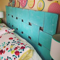 10 diy headboards :) this will come in handy!