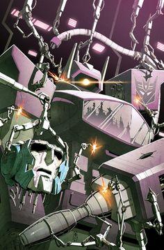 Shockwave - Transformers