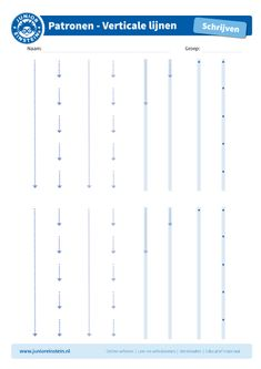 Tracing Worksheets, Preschool Worksheets, Tracing Lines, Home Schooling, Fine Motor, Handwriting, Physics, Bar Chart, Printables