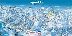 Espace Killy, la France