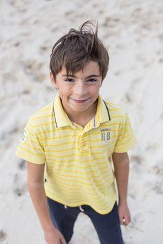 Polo Enfant Sam  #alaisebreizh