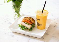 grafika food, healthy, and juice