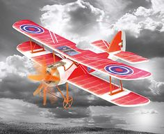Radio Control Sopwith Camel Plane  Description: The original Sopwith Camel is believed to have shot down nearly 1,300 enemy aircraft in WWI, more than any other Allied fighter plane. Capturing the nostalgia of a bygone age, this authentic radio control replica matches the original's exceptional manoeuvrability, but is far easier ...   http://www.giftsdirect.me.uk/radio-control-sopwith-camel-plane/