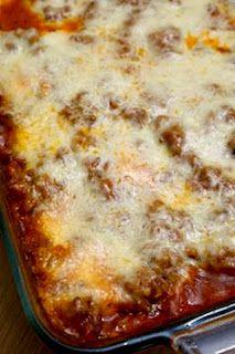Italian Sausage Ravioli Recipe, Sweet Sausage Recipes, Italian Sausage Casserole, Italian Sausage Spaghetti, Cheese Ravioli Recipe, Sausage Crockpot Recipes, Baked Ravioli Casserole, Sweet Italian Sausage, Crockpot Dishes