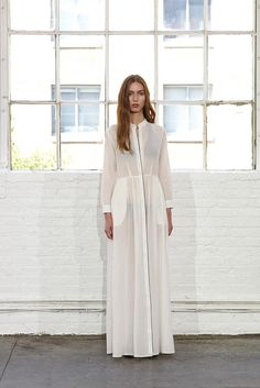 Steven Alan Spring 2015 Ready-to-Wear - Collection - Gallery - Look 1 - Style.com