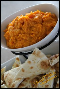 ... Sweet potato recipes, Sweet potato hummus and Roasted sweet potatoes