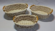 ShopOnNet Handwoven Wicker Storage Basket Curve Pole Handle in Cream and Sand (Set of Lift Top Coffee Table, Coffee Table With Storage, Accent Chairs For Living Room, Dining Room Sets, Storage Baskets, Gift Baskets, Best Dining, Easter Baskets, Laundry Basket