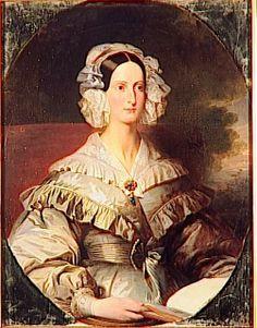Marie Christine Caroline Adelaide Francoise Leopoldine of France (1813-1839)