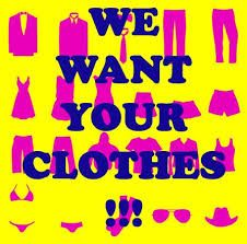 We want your pr loved clothes and intimates we have people in need of these items and need your help! People In Need, We Need You, Make A Donation, How To Make, Clothes, Outfit, Clothing, Kleding, Cloths