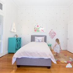 Vinyl Wall Sticker Decal Art  Small Polka Dots by urbanwalls, $23.00