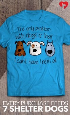 Would you wear it?  **Every Purchase feeds 7 shelter dogs!