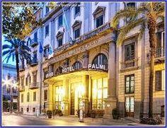 Grand Hotel et des Palmes, Palermo (Sicilia) 22 al 27/Juliol/2016