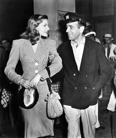 Her shoulders put Humphrey's to shame, tbh. | 39 Unbelievably Radiant Pictures Of Lauren Bacall