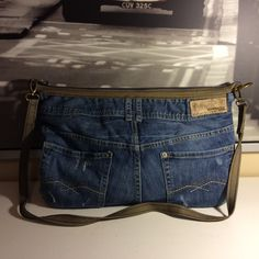Express Denim Purse