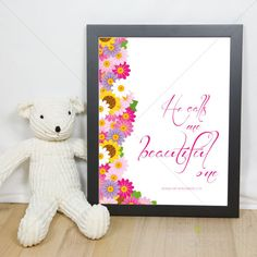 Beautiful One by AlsoKnownAsCreative on Etsy