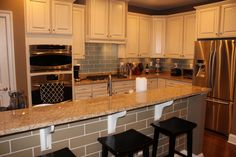 Manhattan Taupe Brown 4x12 Glass Subway Tiles   Rocky Point Tile - Online Glass Tile and Glass Mosaic Tile Store