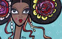 Obra de arte favorita…   Las Mamis de Rolo de Sedas