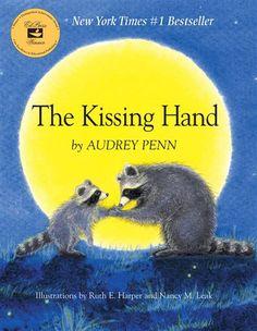 Crafter send Sandyhook children mittens & the book -The Kissing Hand