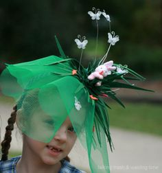 Talking Trash & Wasting Time: DIY Easter Hat parade ideas