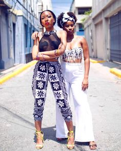 The SWAHILI collection by @dtsdesignsja is now available! Styling and creative direction by yours truly #BrandJamaica #MadeInJamaica #AfroCaribbean #AfroFashion #Swahili #Africa #AfricanFashion #CaribbeanGirls #jamaicanGirla #BlackGirls #BlackFashion by bootlegrocstar