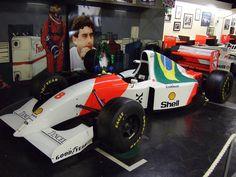McLaren Ford, Ayrton Sennas 93 car
