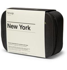 aesop nyc travel kit