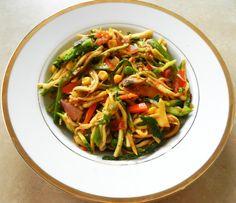 Zucchini Pasta   Recipe Treasure