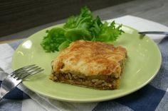 Peltilihapiirakka - Kotikokki.net - reseptit Deli, Lasagna, Food And Drink, Ethnic Recipes, Lasagne