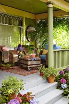 Must-See Front Porch Ideas Featuring Flea Market Finds 12 Easy Ways to Decorate Your Front Porch with Flea Market FindsSpring Wreaths, Lemons Wreath, Yellow Lemons Wreath, Taste of Summer, Boxwood and Lemo. Summer Front Porches, Small Front Porches, Front Porch Design, Outdoor Walls, Outdoor Living, Outdoor Decor, Outdoor Ideas, Outdoor Spaces, Summer Door Wreaths