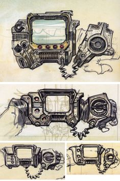 Post with 2294 votes and 150634 views. Tagged with gaming, fallout, fallout fallout fallout new vegas; Shared by A Fallout dump Fallout Art, Fallout 4 Concept Art, Fallout New Vegas, Fallout Cosplay, Character Concept, Character Art, Character Design, Arte Steampunk, Steampunk Mechanic
