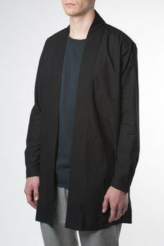 SASQUATCHfabrix Haneri Shirt - Black