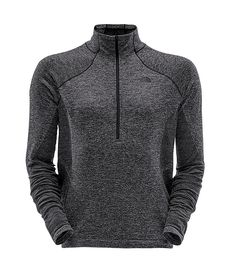 The one piece you'll never take off throughout your expedition, this baselayer top is engineered with minimal seams and delivers targeted comfort for premier performance on alpine missions.