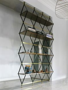 Single Shelve Romboidale 4