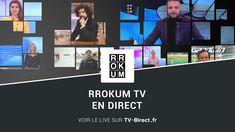Rrokum TV live, chaine d'information en Albanie. Tv Direct, Information, Live Tv, Internet, Albania