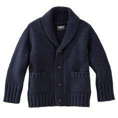 Shawl Collar Sweater | OshKosh B'gosh
