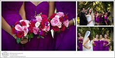 Chicago Wedding Photography Cuneo - 040 - bride wedding party outdoor portraits